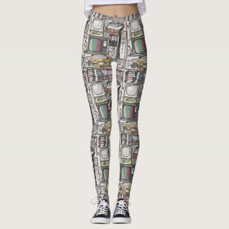 Leggings Polainas del arenador del ghetto