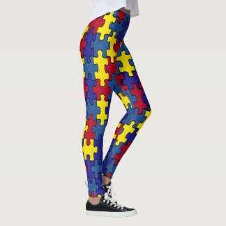 Leggings Polainas del autismo