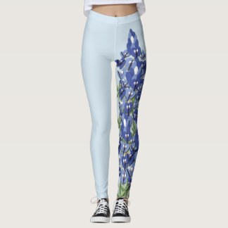 Leggings Polainas del Bluebonnet