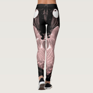 Leggings Polainas del cerebro MRI