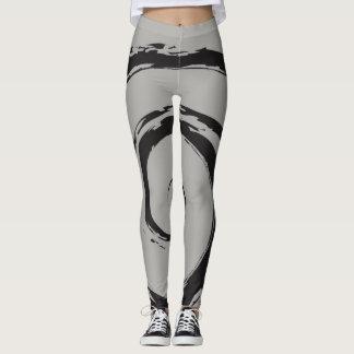 Leggings Polainas del entrenamiento diseñadas por ajuste