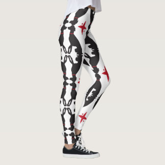 Leggings Polainas del galgo