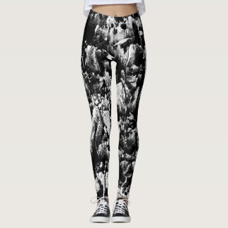 Leggings Polainas del laberinto