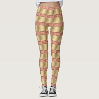 Leggings Polainas del oro