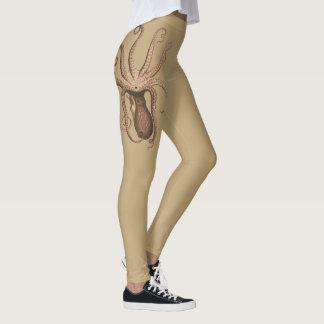 Leggings Polainas del pulpo