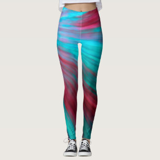 Leggings Polainas del Wormhole