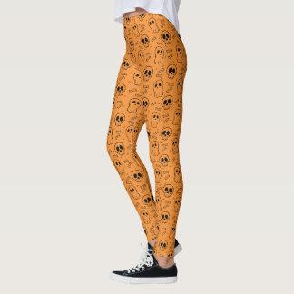 Leggings Polainas Ditzy del modelo el | del feliz Halloween