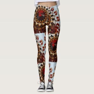 Leggings Polainas Jeweled