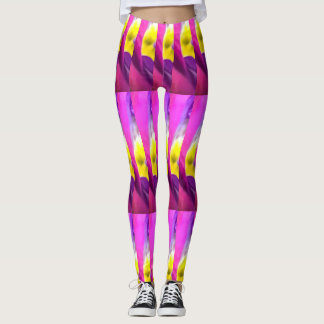 Leggings Polainas salvajes y brillantes