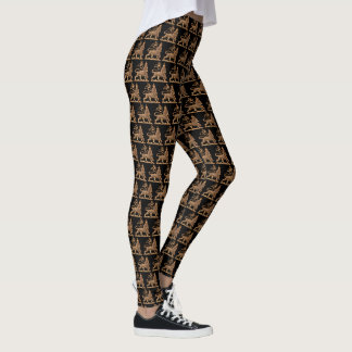Leggings Proud Jamaicans - Lion of Judah yoga ginebra de