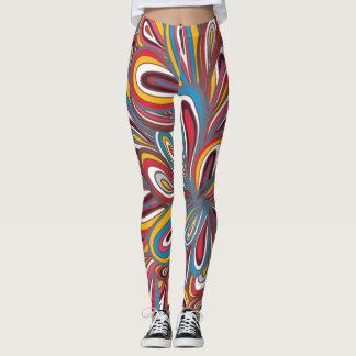 Leggings Psychadelic