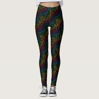 Leggings Rainbow puppy!!