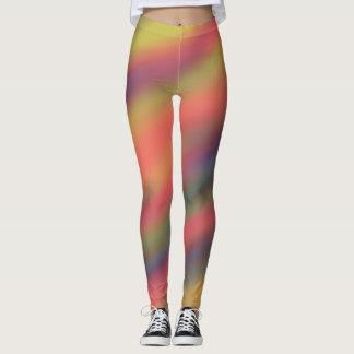 Leggings Rayas del arco iris