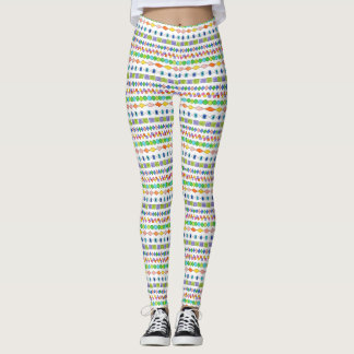Leggings Rayas griegas