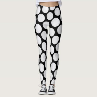 Leggings Regalo fresco del deporte de las pelotas de golf