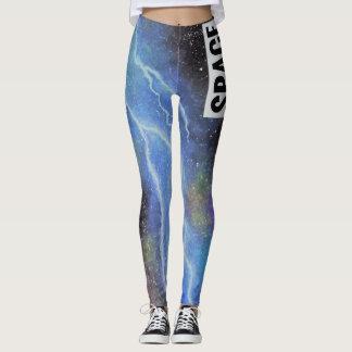 Leggings Relámpago del espacio