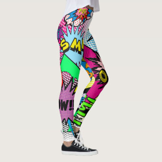 Leggings S.K. SuperGirls