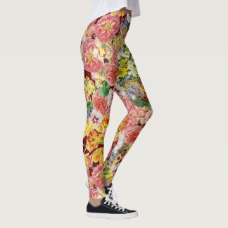 Leggings Sevilla floral