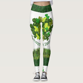 Leggings St. Polainas del arroz