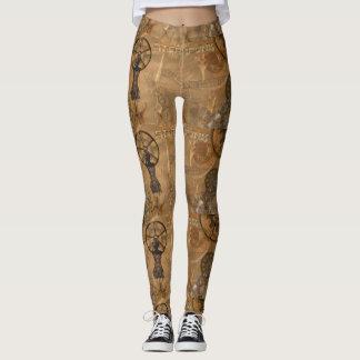 Leggings Steampunk