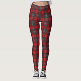 Leggings ¡Tartán de MacGregor! ¡La tela escocesa original