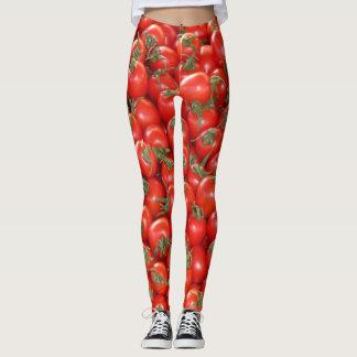 Leggings Tomates rojos de la vid