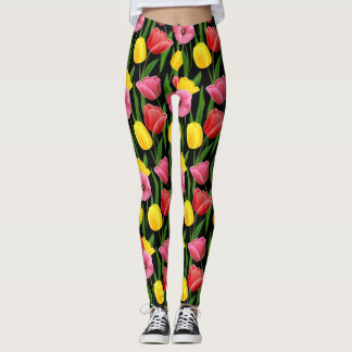 Leggings Tulipanes de la primavera