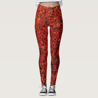 Leggings Vidrio del color