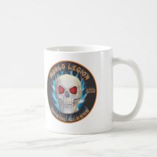 Legión de vendedores malvados taza de café