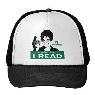 Leí el casquillo de los papeles gorras de camionero