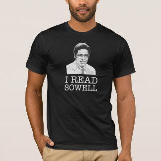 Leí la camiseta del libertario de Thomas Sowell