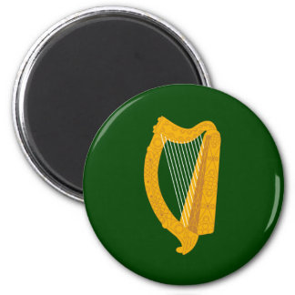 Leinster, Irlanda Imán Redondo 5 Cm