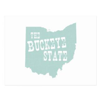 Lema del lema del estado de Ohio Postal