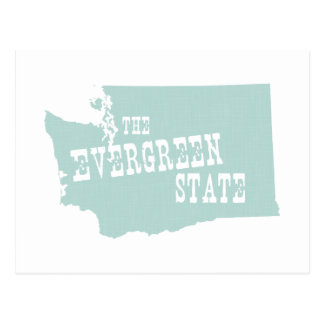 Lema del lema del estado de Washington Postal