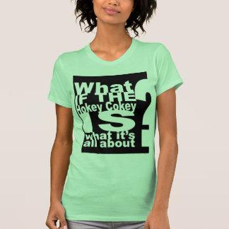 Lema divertido, Hokey Cokey Camisetas