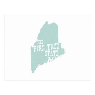 Lema principal del lema del estado postal