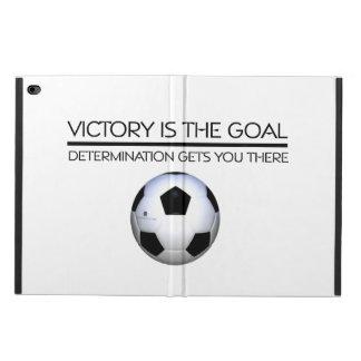 Lema SUPERIOR de la victoria del fútbol