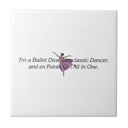 Lema SUPERIOR del ballet Azulejos