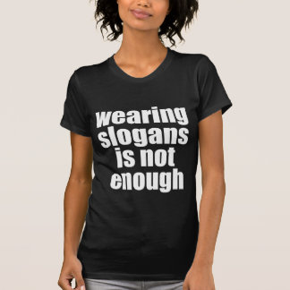 lemas camiseta