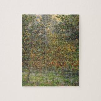 Lemon Grove en Bordighera de Claude Monet Puzzle