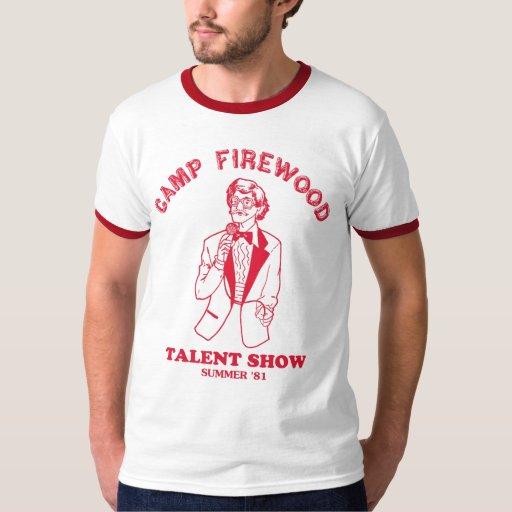 Leña del campo camiseta