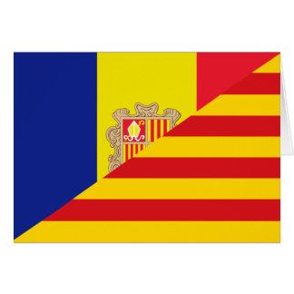Lengua catalana, híbridos tarjetas