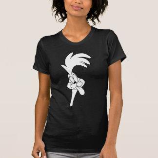 Lengua de los correcaminos camiseta