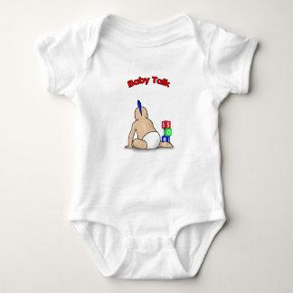 Lenguaje infantil body para bebé
