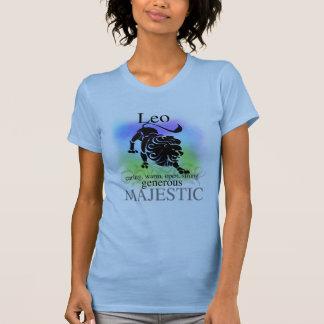 Camiseta Leo sobre usted camisetas
