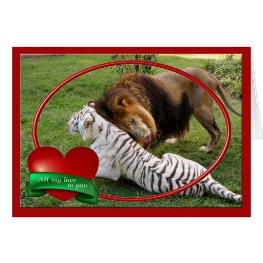 leon y tigre blanco - photo #34