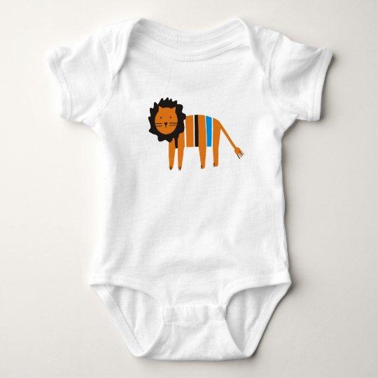 León Body Para Bebé