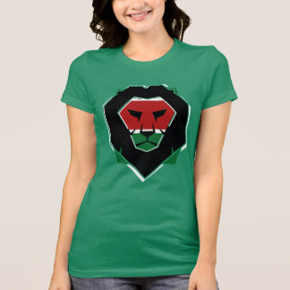 León de Kenia Camiseta