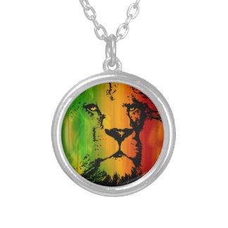 León de Rasta Colgante Redondo
