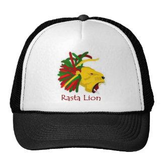 León de Rasta Gorras De Camionero
